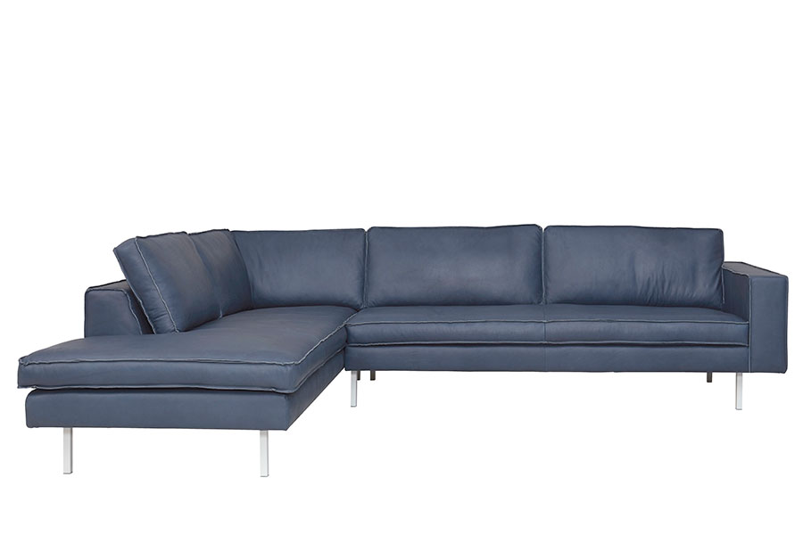 Bank Design Leer.Lederland Leather Corner Couch Albufera